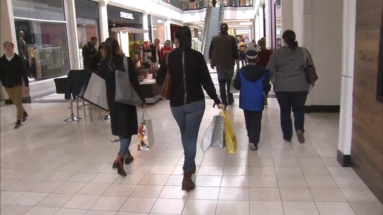 Super Saturday holiday shopping is in full gear at King of Prussia Mall. Bob Brooks reports during Action News at 5:30 p.m. on December 22, 2018.