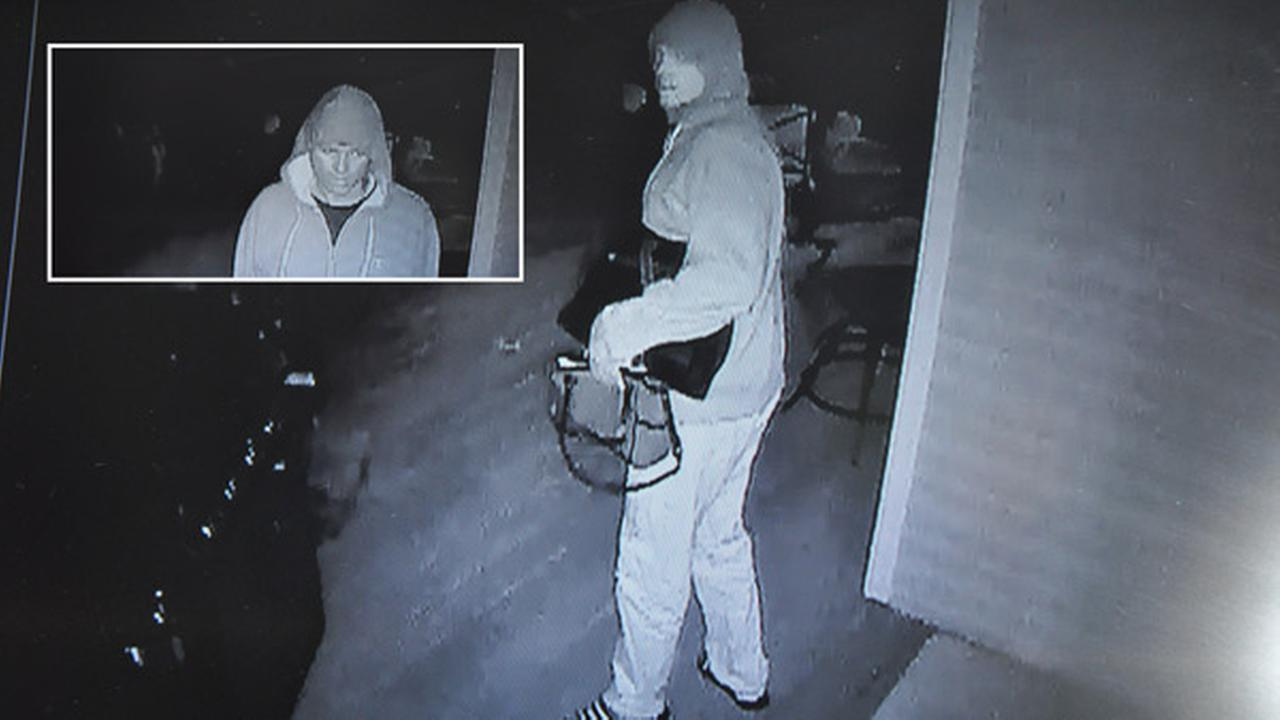 Police: Suspect steals from Toms River home as family sleeps