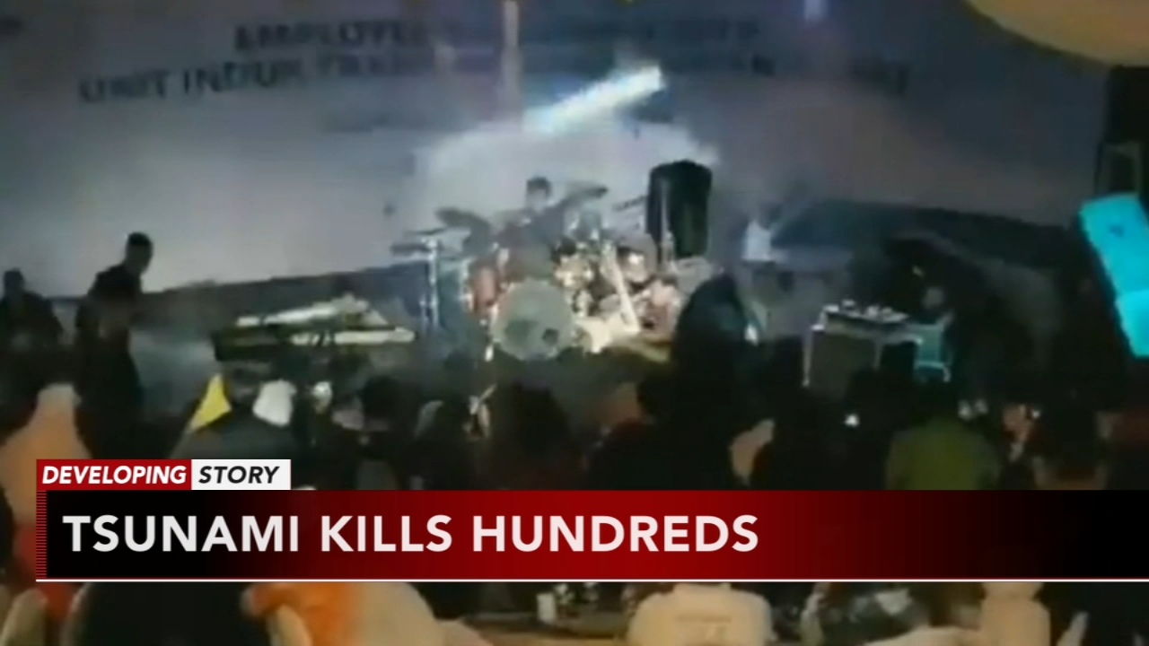 Tsunami set off by volcanic eruption kills more than 200 in Indonesia. Watch this report from Action News at Noon on December 23, 2018.