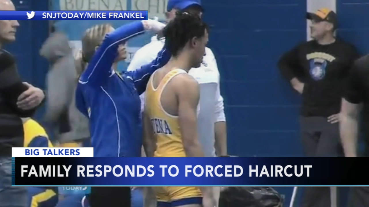 Parents respond to sons forced haircut. Sarah Bloomquist reports during Action News at 4:30 p.m. on December 24, 2018.