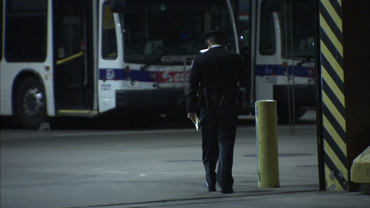 Shots fired at SEPTA bus in North Philadelphia. Walter Perez reports during Action News at 10 p.m. on December 25, 2018.