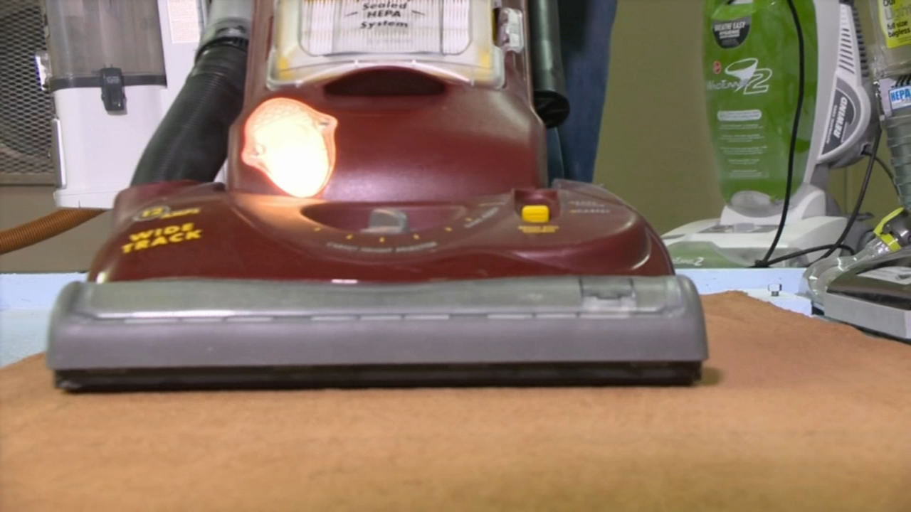 Consumer Reports: Vacuums, bagged or bagless. Sarah Bloomquist reports during Action News at 4:30 p.m. on December 27, 2018.
