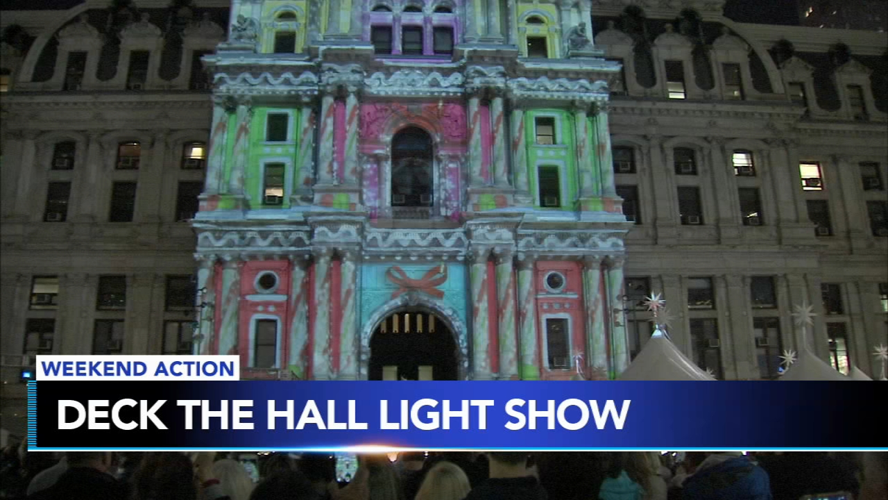 Its your last chance to see the Deck the Hall Light show at City Hall. Plus, ring in the new year at Resolutions and Disney on Ice and Kwanzaa celebrations.