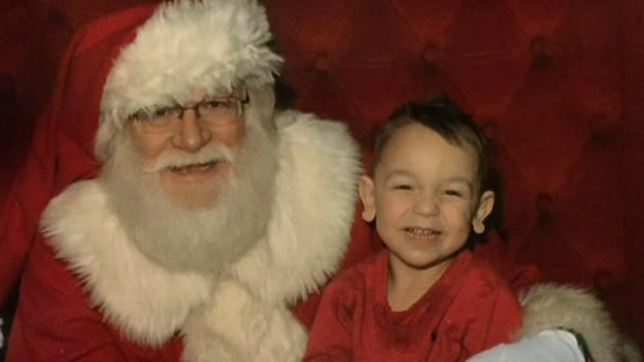 Christmas Miracle: Boy, 3, gets the gift of life on his birthday. Registered Nurse Ali Gorman reports during Action News at 5 p.m. on December 28, 2018.