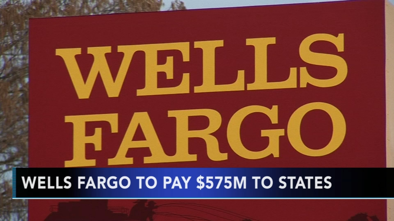 Wells Fargo pays $575 million to settle state investigations. Monica Malpass reports during Action News at 5 p.m. on December 28, 2018.