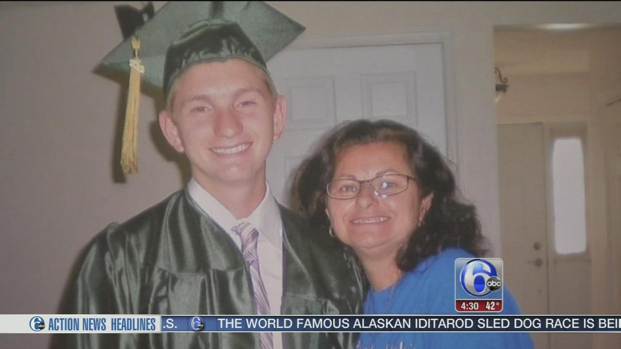 VIDEO: Mom: Burglar stole memories of dead son