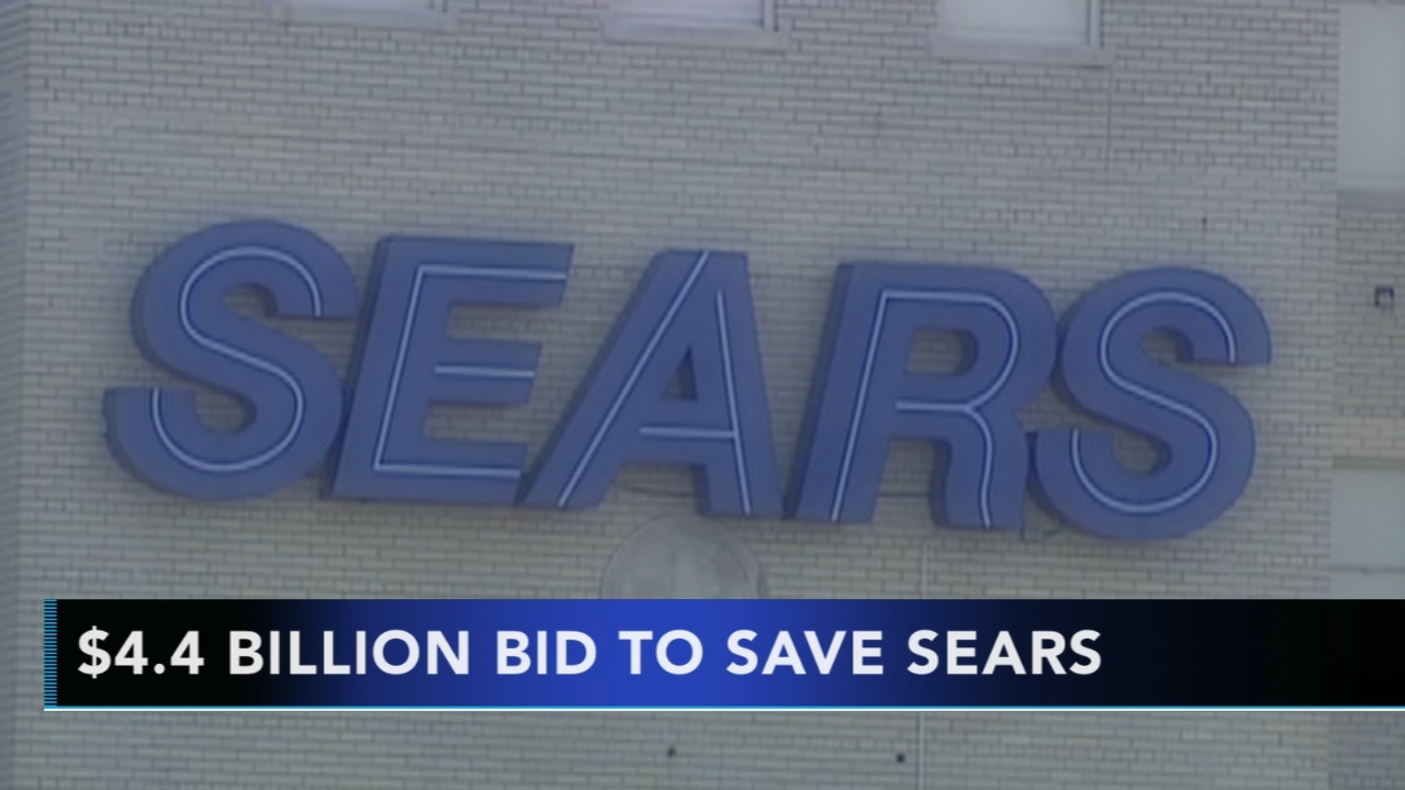 Lamperts hedge fund says bid submitted to save Sears. Gray Hall reports during Action News at 6 a.m. on December 29, 2018.
