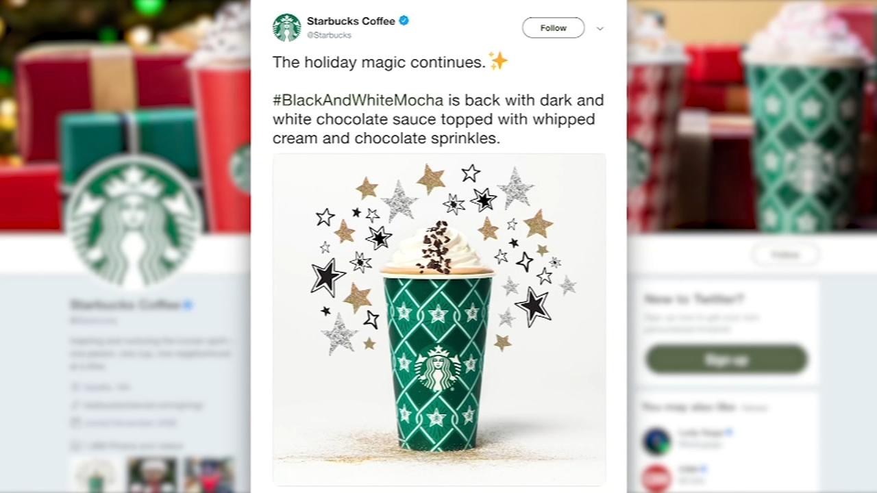 Starbucks re-releasing limited edition drinks for New Years. Gray Hall reports during Action News at 9 a.m. on December 29, 2018.