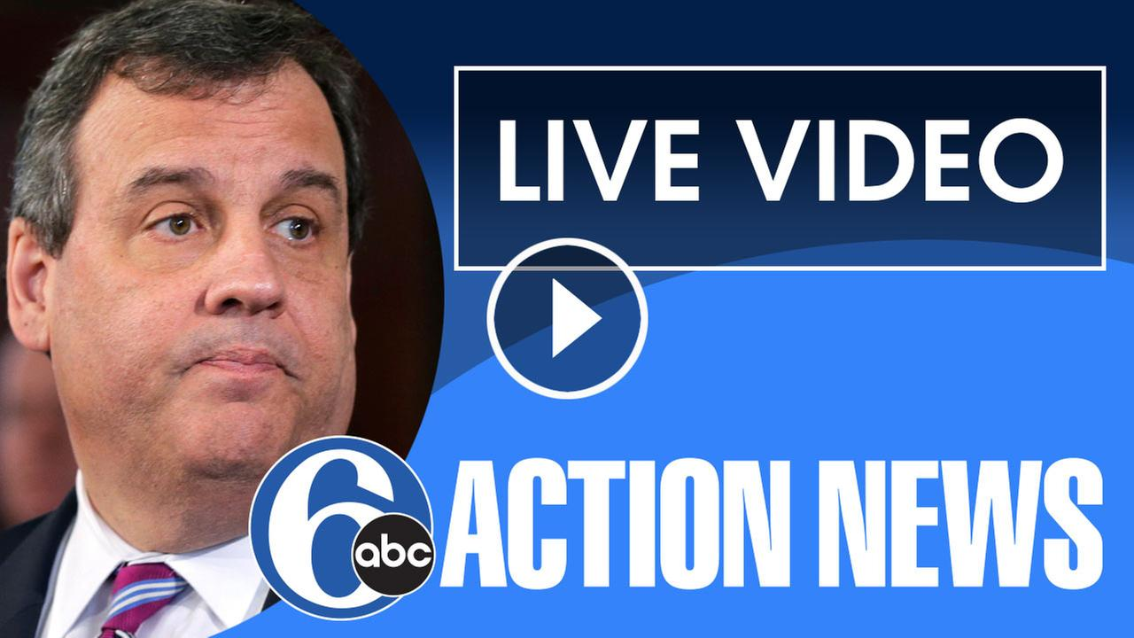 LIVE VIDEO: Gov. Christie delivers budget address