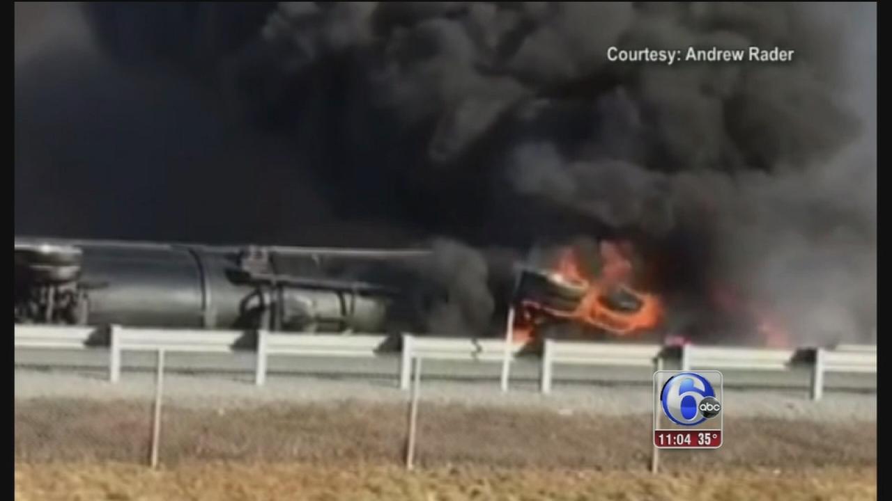 VIDEO: Fatal crash folo