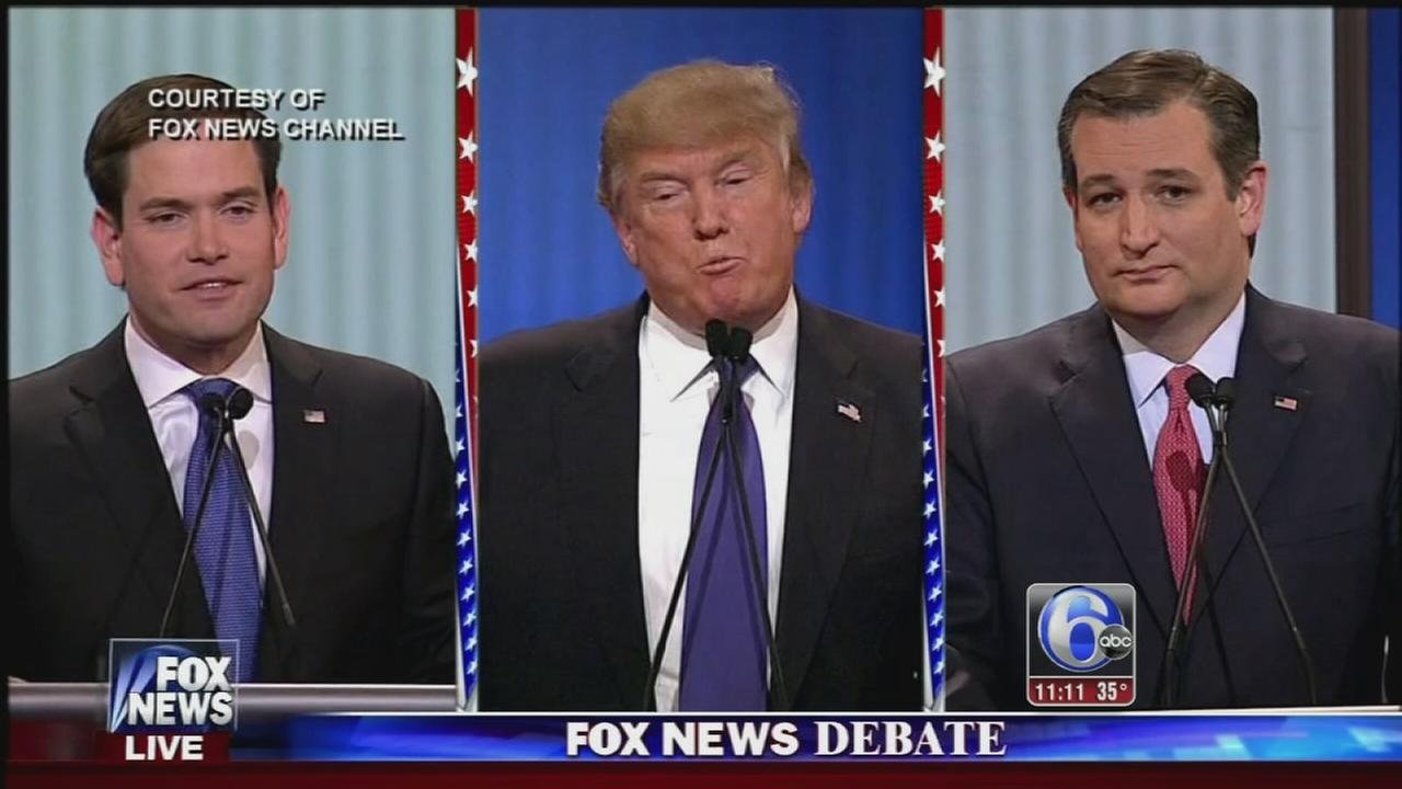 VIDEO: GOP Debate
