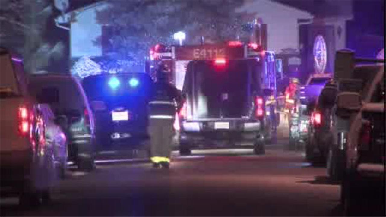 1 person dead in Burlington Co. house blaze