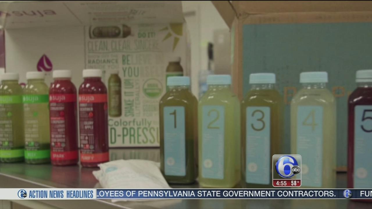 VIDEO: Consumer Reports tests best juice cleanses