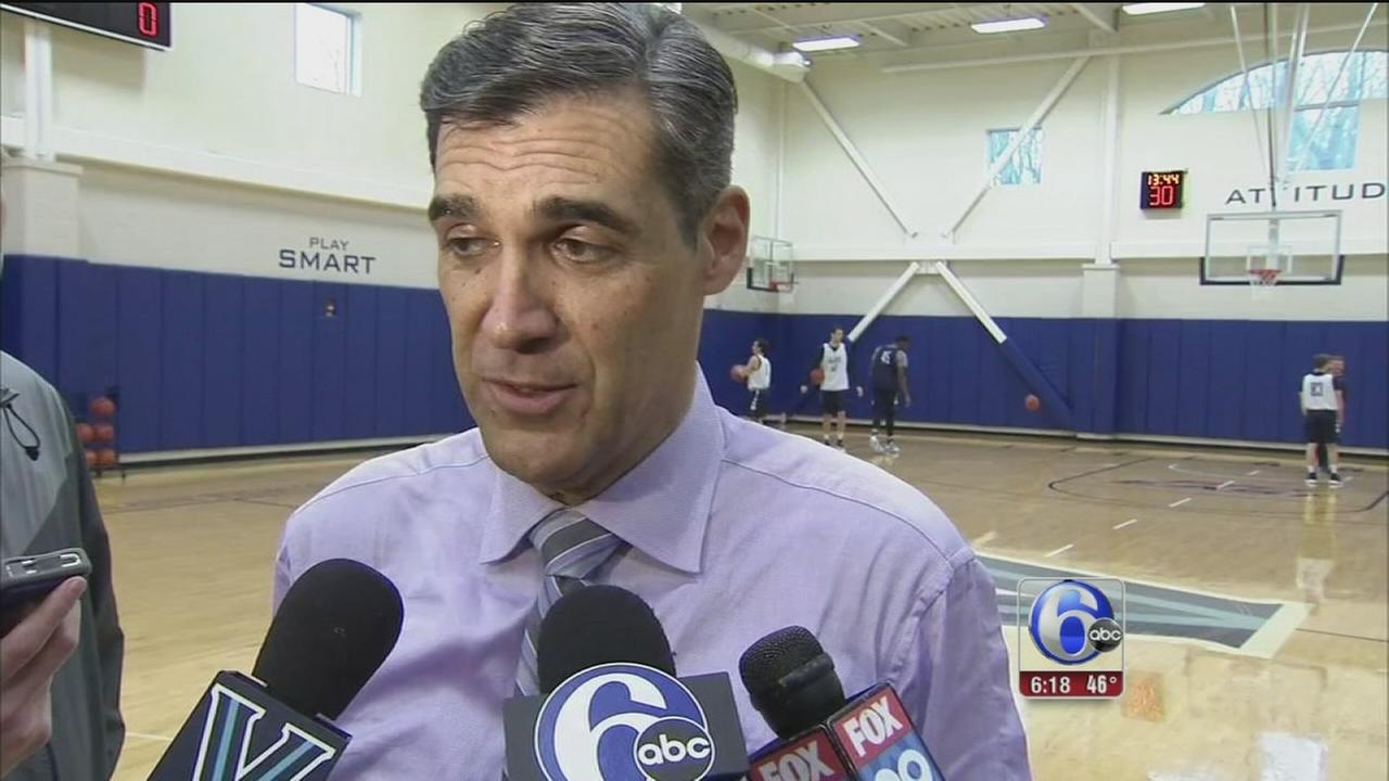 VIDEO: 3 teams ready for March Madness