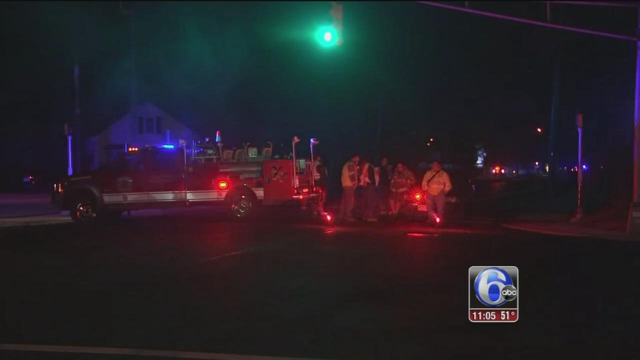VIDEO: Pedestrian killed in Cape May County