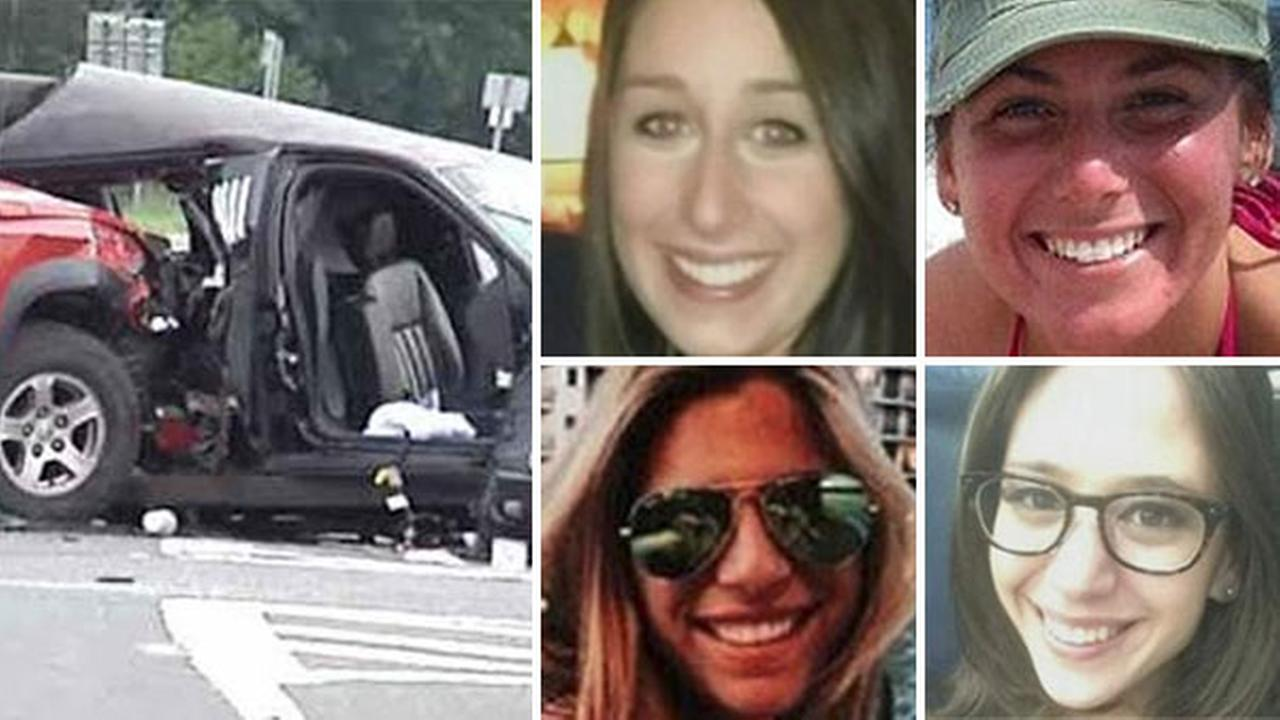 2 indicted in Long Island limo crash that killed 4 women