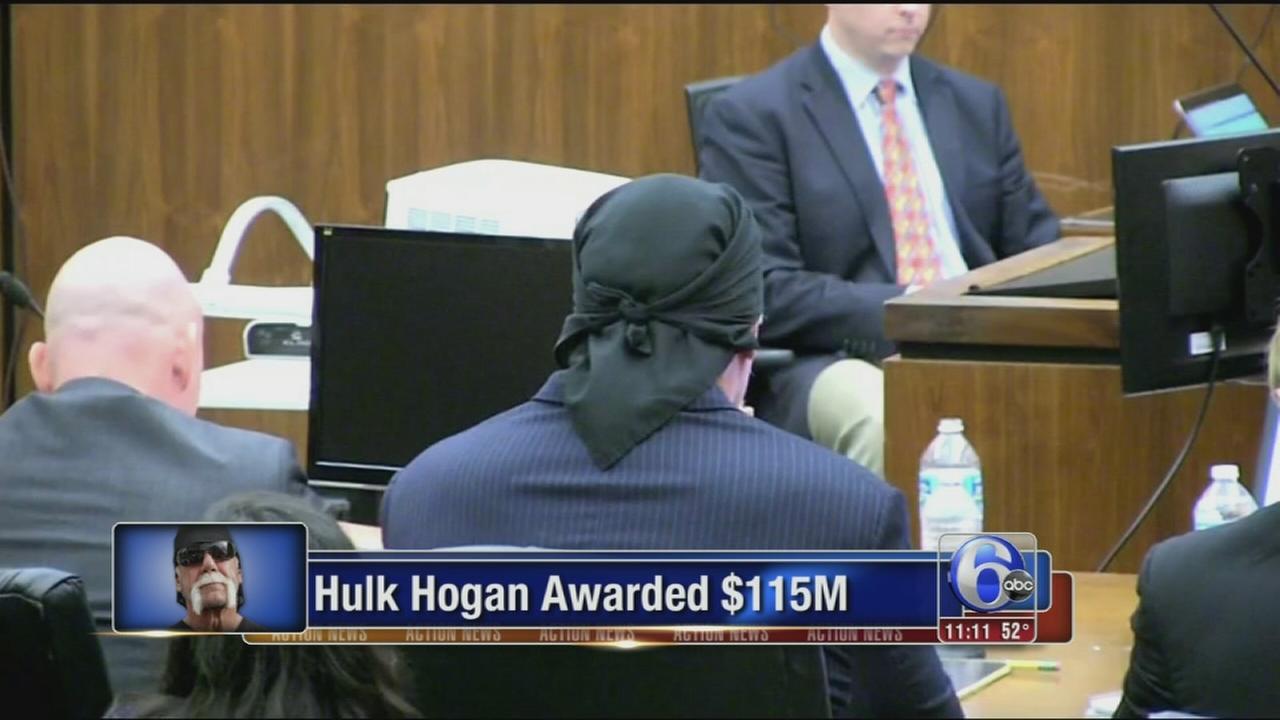 VIDEO: Hogan lawsuit