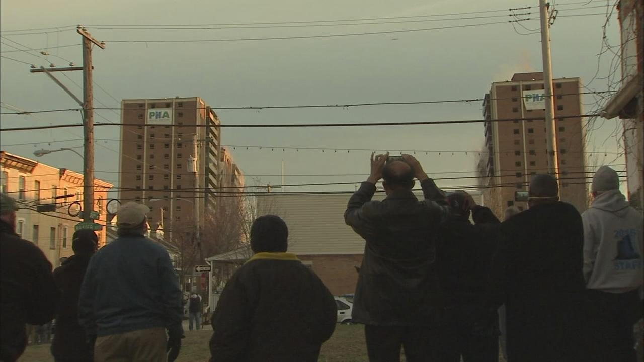 VIDEO: Implosion of 2 PHA high rise towers