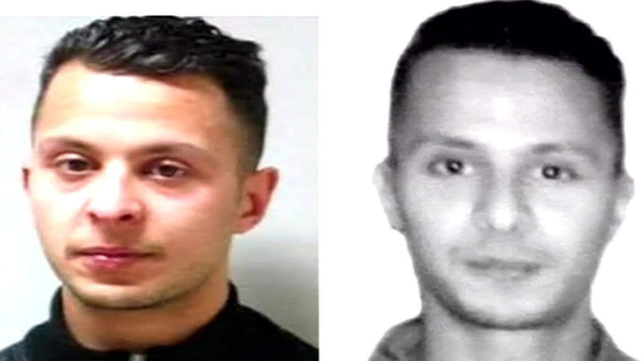 Prosecutor: Suspect backed out of being Paris suicide bomber