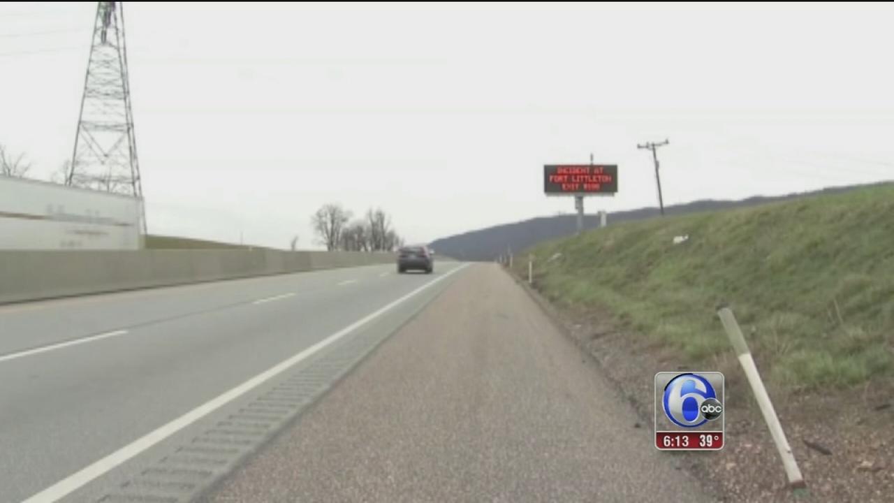 VIDEO: Turnpike shooting