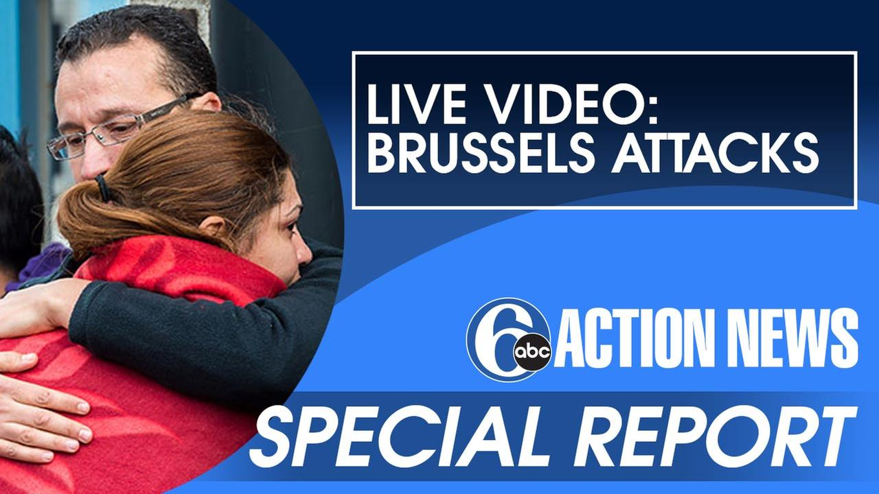 LIVE VIDEO: ABC News coverage of Brussels attacks