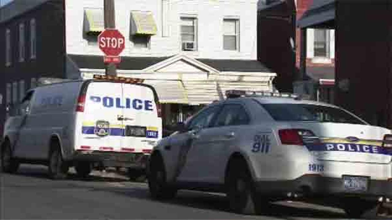 Police say a suspect is in custody in connection with a stabbing that left a woman injured in West Philadelphia.