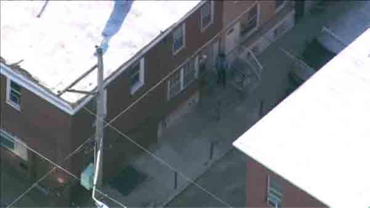 A man is hospitalized after a shooting in South Philadelphia.