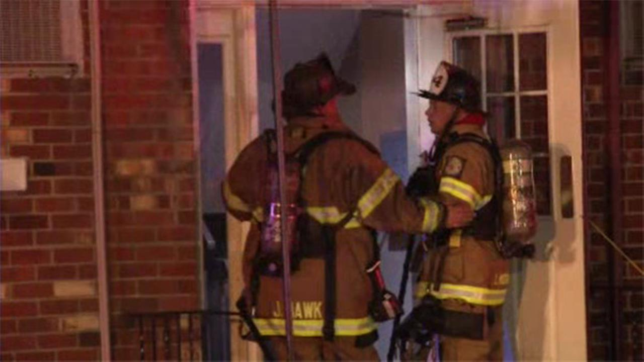 Apartment fire ruled accidental in Newark, Del.