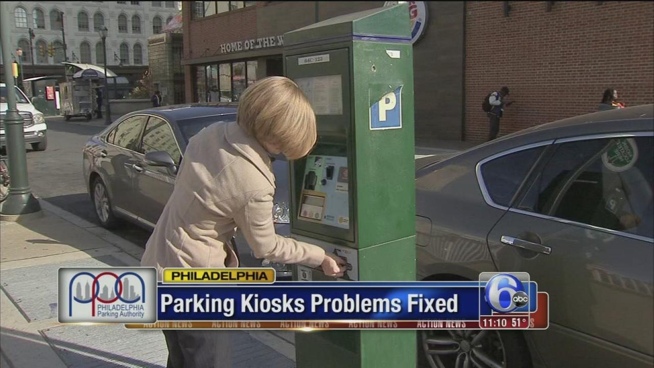 VIDEO: PPA kiosks fixed