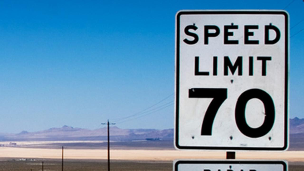 Here's where Pa. highways will have 70 mph speed limit