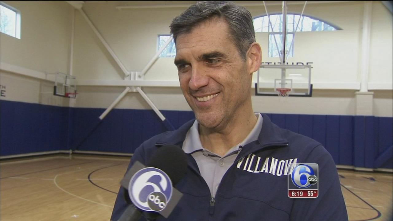 VIDEO: One-on-one with Coach Wright