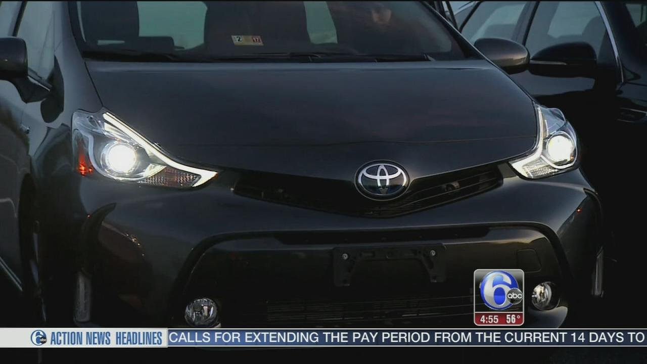 VIDEO: New safety test for car headlights