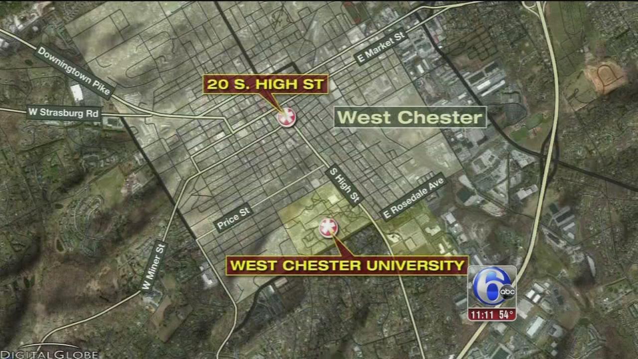 VIDEO: West Chester sex assaults