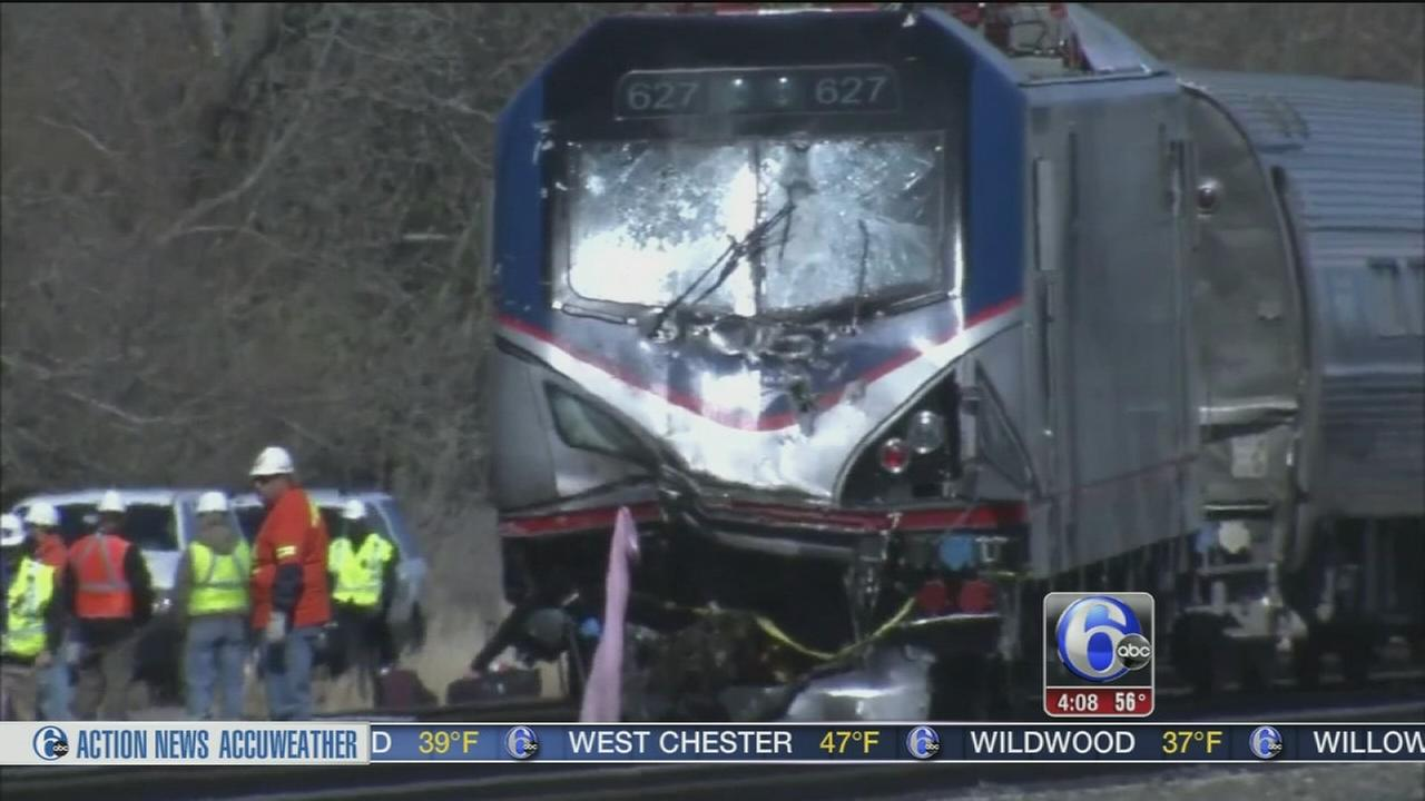 Victims in fatal Amtrak collision ID'd, NTSB releases ...