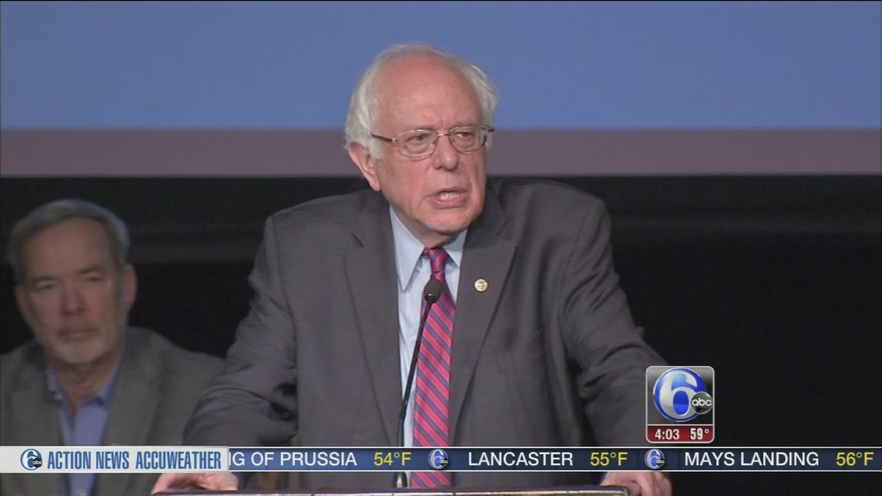 VIDEO: Dems focus on Philadelphia