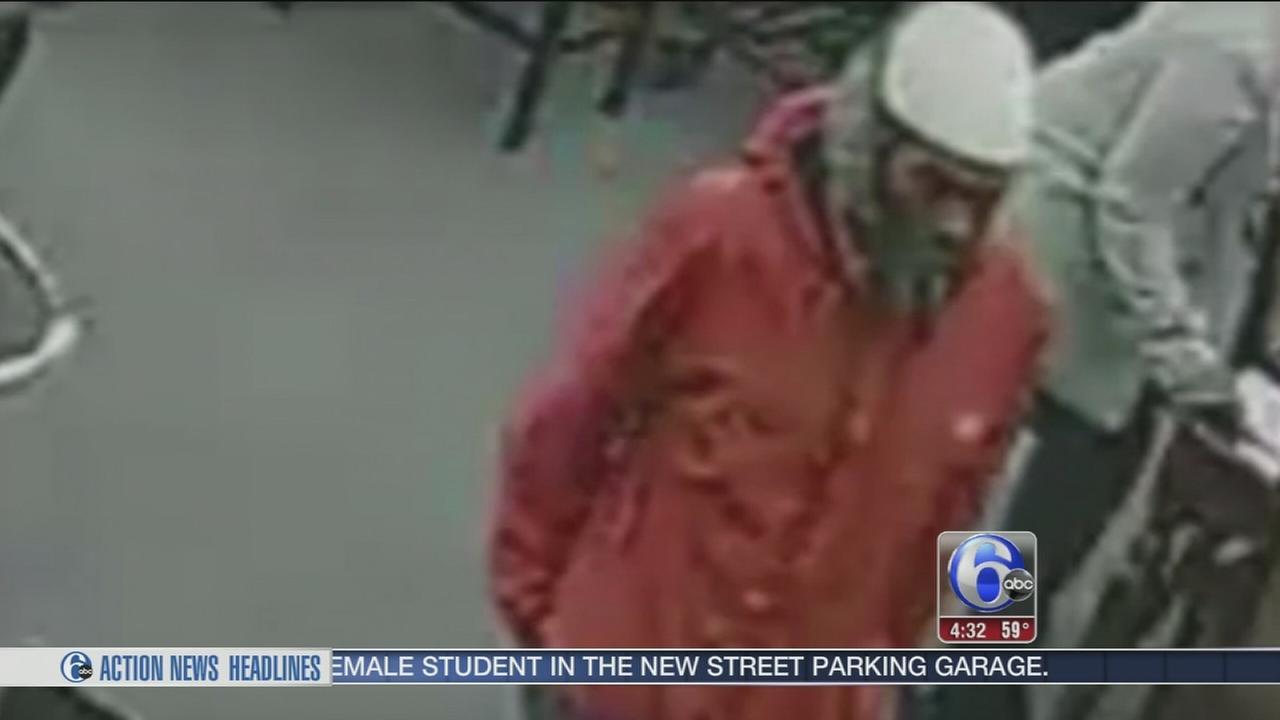 VIDEO: Fraud suspect