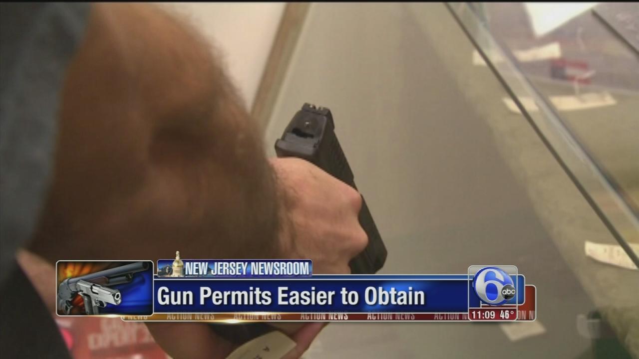 VIDEO: Christie guns