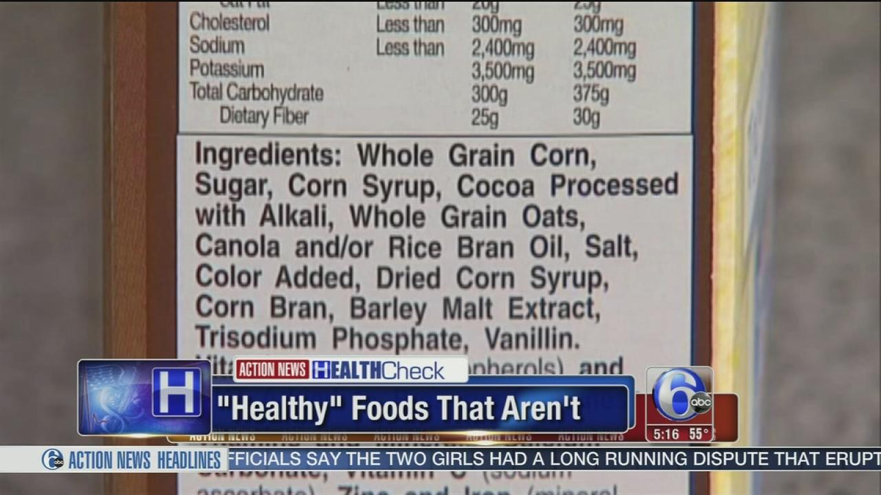 VIDEO: HK-Healthy foods that arent