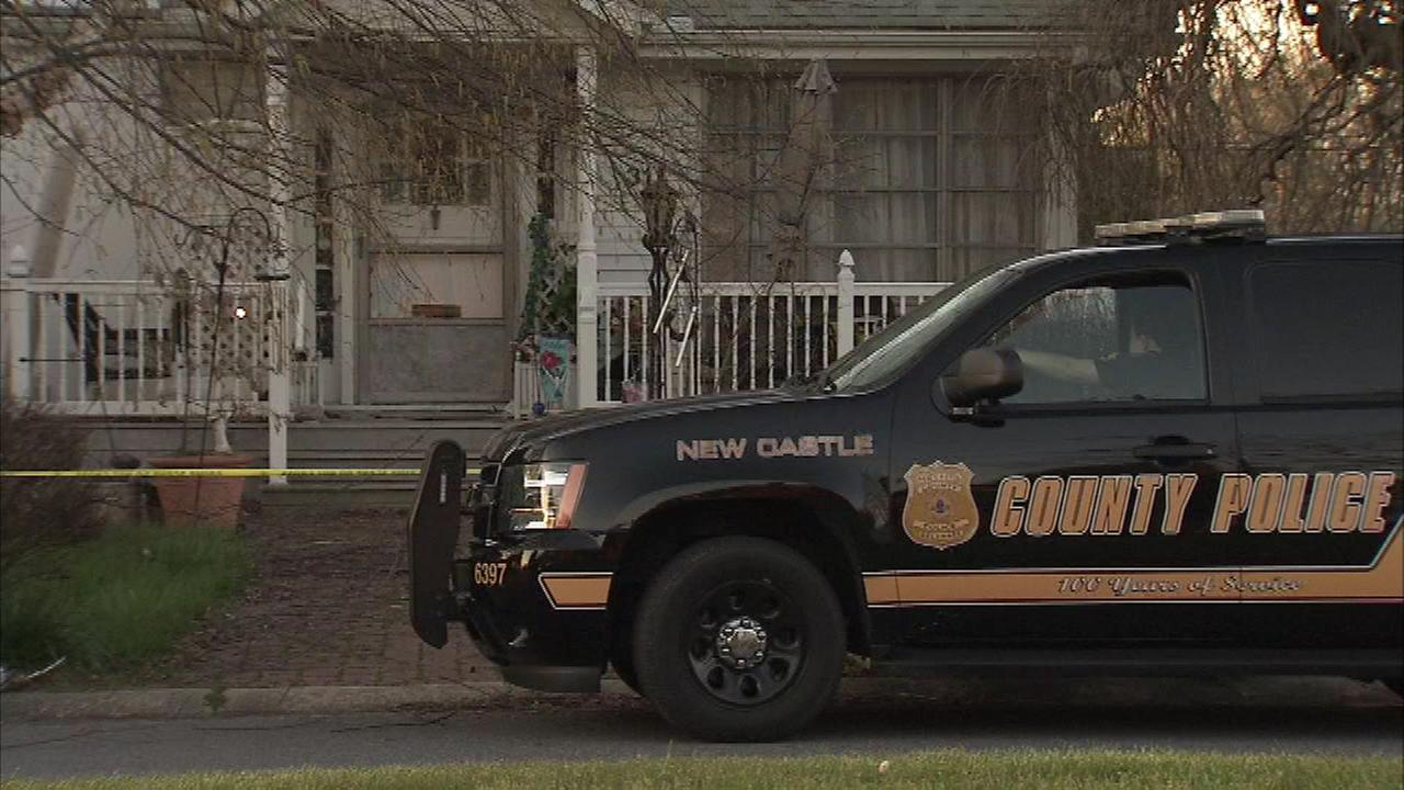 April 13, 2016: The discovery was made shortly after 3 p.m. at a home in the 300 block of East Highland Avenue near Newport, Delaware.