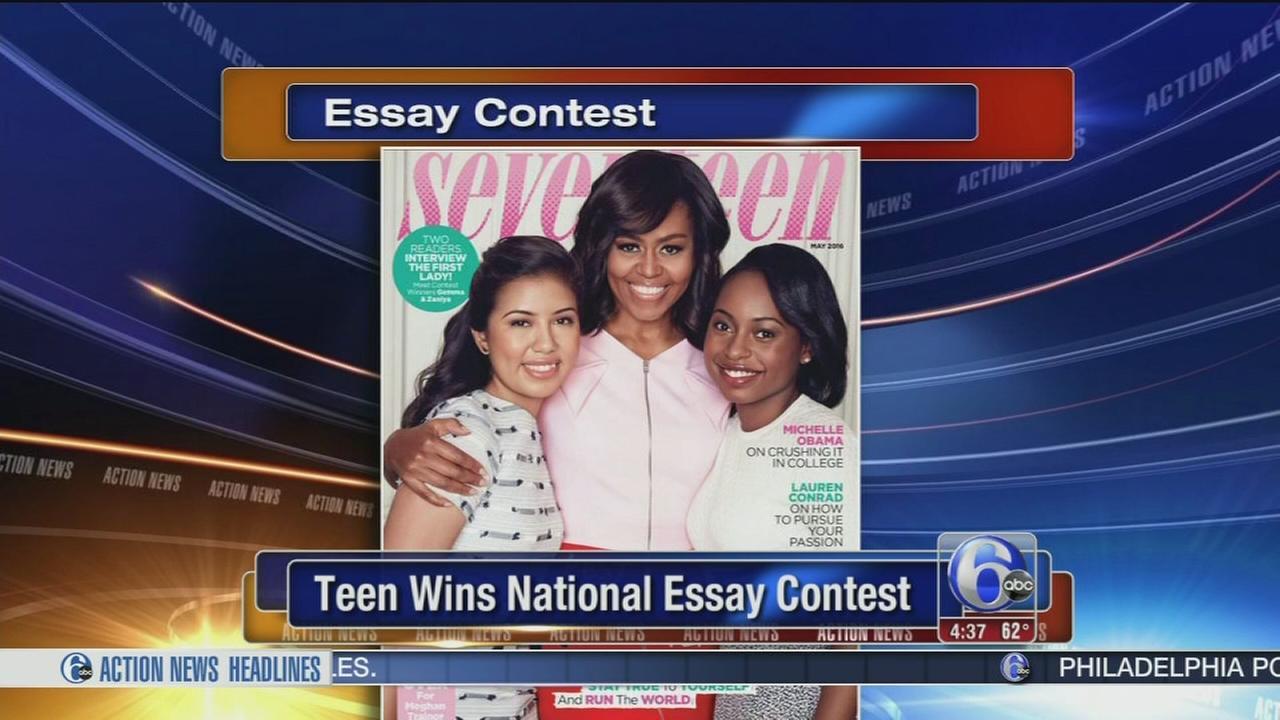 VIDEO: Essay contest