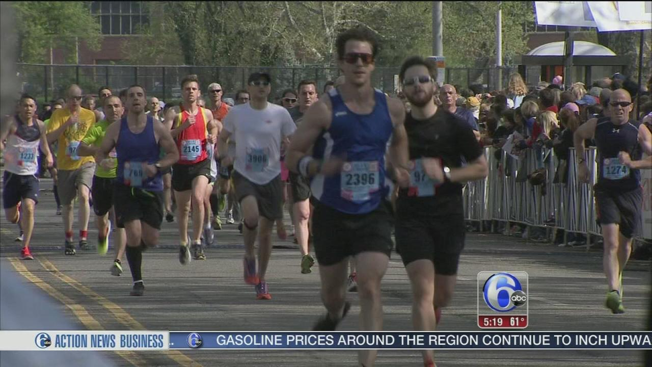 VIDEO: Tips to stay healthy leading to race day