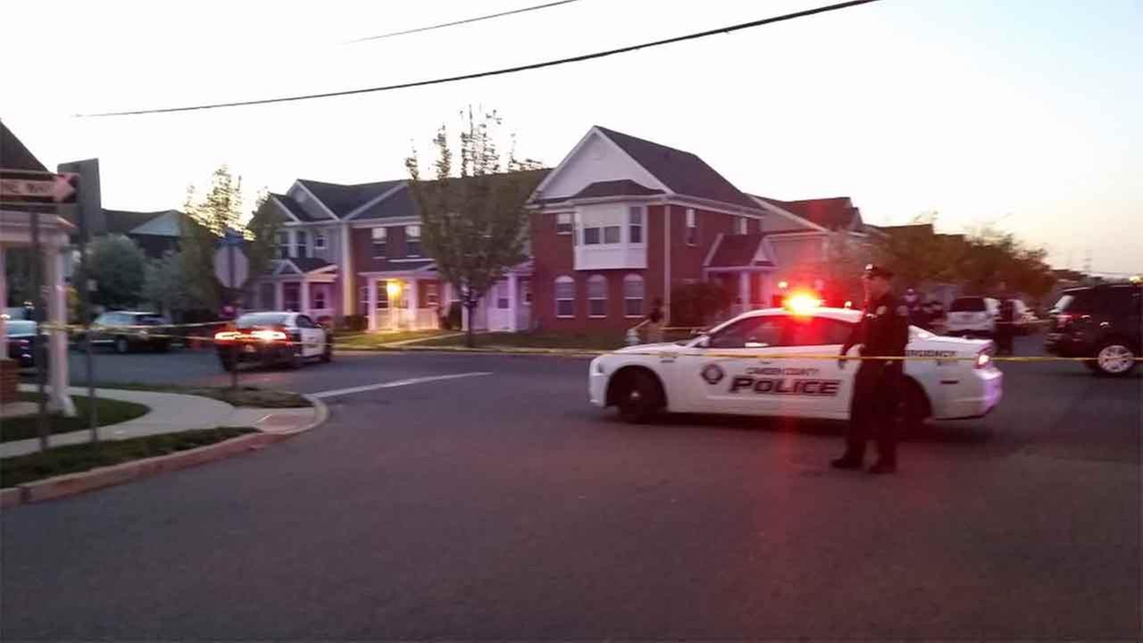 A man is in very critical condition after a shooting in Camden County.