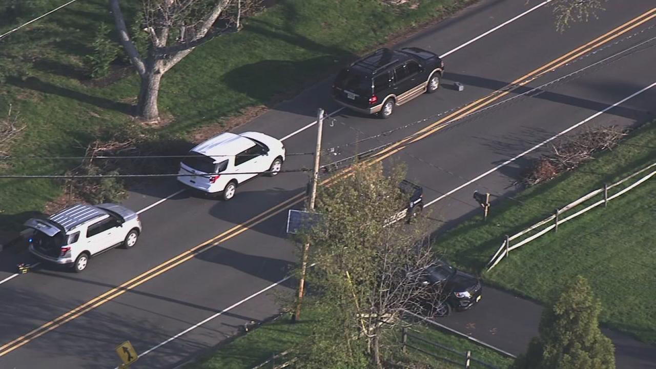 RAW VIDEO: Pedestrian struck and killed