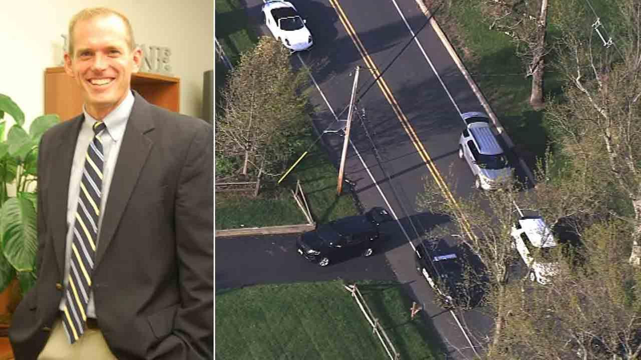 NJ school superintendent, dog killed while jogging; schools closed