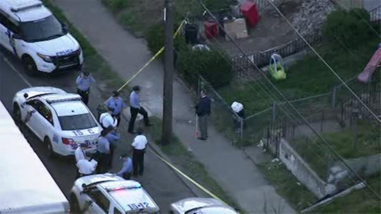 Person in custody after Wissinoming shooting