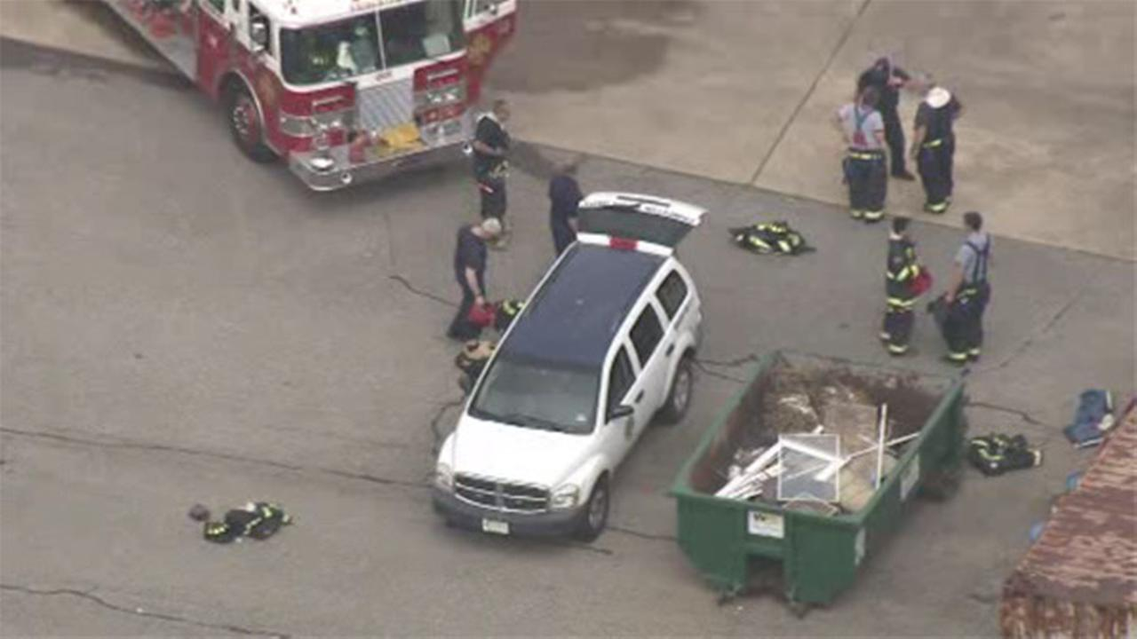 Firefighter suffers medical incident in Mercer County