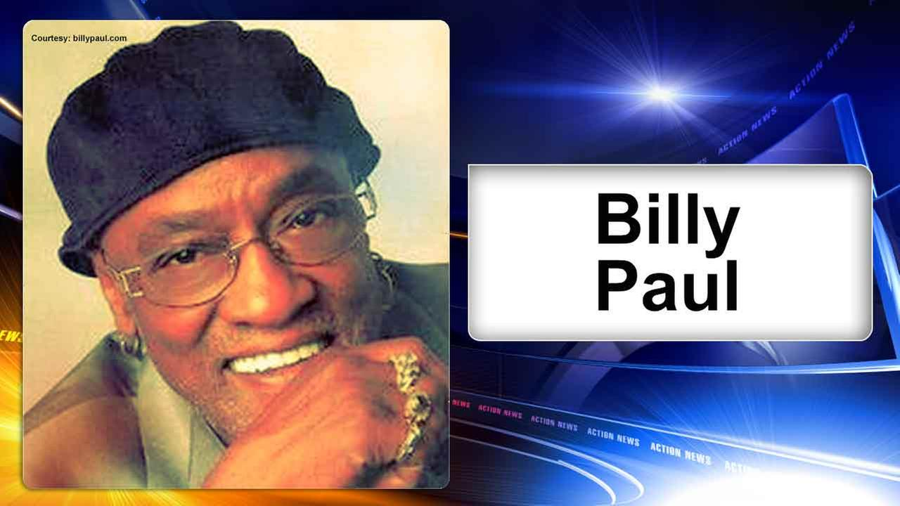 Soul singer Billy Paul dies at age 81, manager says