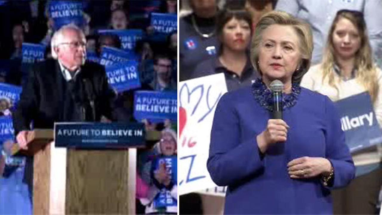 Sanders wins Oregon primary; Clinton claims victory in Kentucky