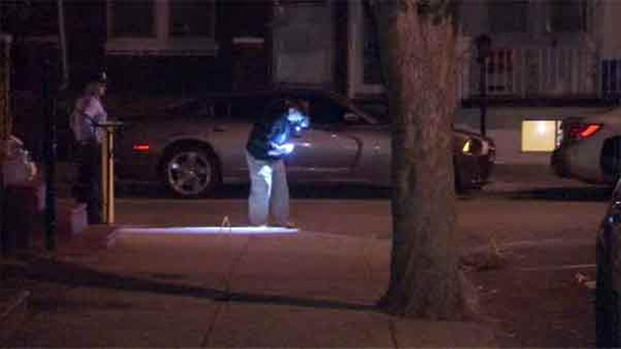 Police are investigating a double shooting in the Tioga-Nicetown section of Philadelphia.