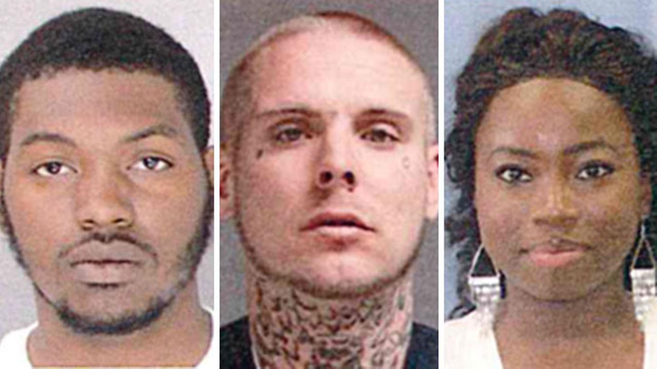 PHOTOS: 104 alleged dealers targeted in Pennsylvania drug sweep
